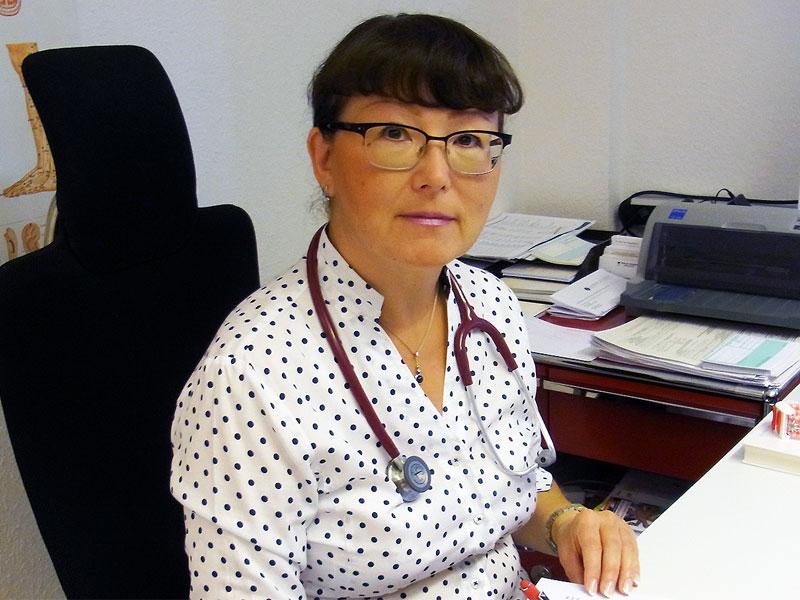 Dr. (VAK Moskau) Elena Thomas Fachärztin für Allgemeinmedizin & Naturheilverfahren